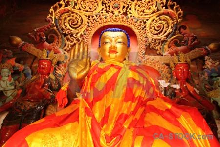 Himalayan china kumbum buddhist shekar gyantse.