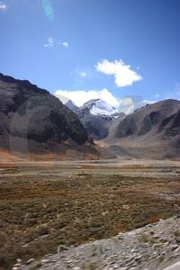 Himalayan plateau desert east asia snowcap.