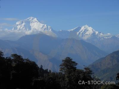 Himalayan sky asia snow ghoreapani.