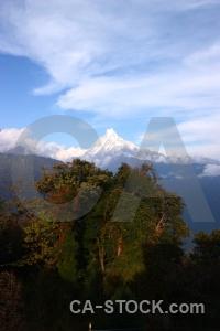 Hiunchuli nepal asia cloud trek.