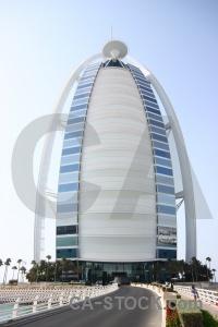 Hotel middle east asia dubai burj al arab.