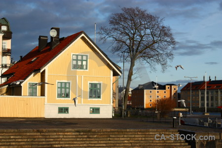 House karlskrona building sweden europe.