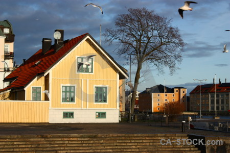 House sweden europe building karlskrona.