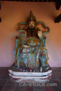Hue statue southeast asia thien mu pagoda unesco.