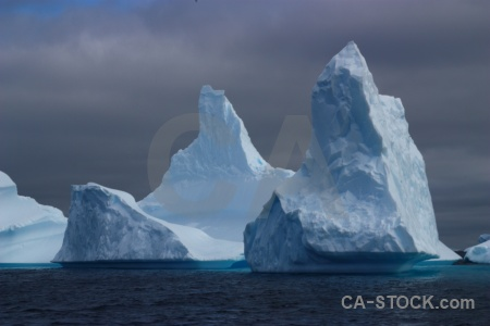 Ice antarctica south pole argentine islands iceberg.