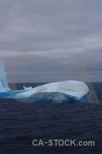 Ice cloud iceberg sea drake passage.