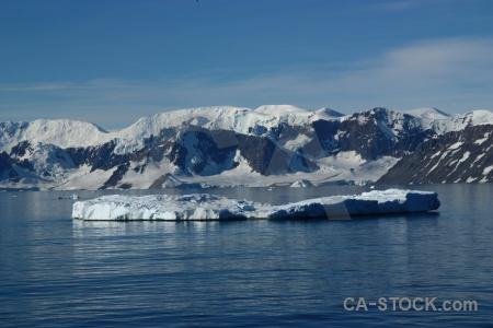 Ice landscape antarctica antarctic peninsula south pole.