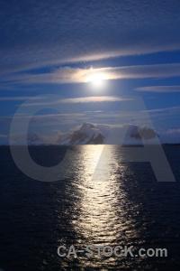 Ice sky antarctica cruise wilhelm archipelago.