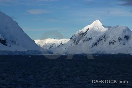 Ice snowcap sea water day 6.