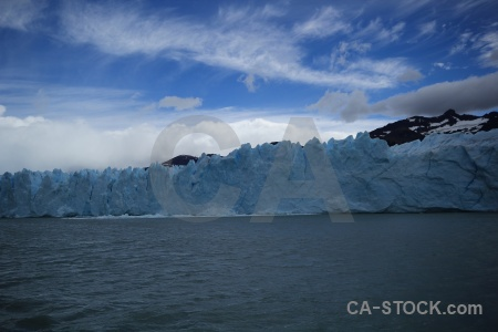 Ice south america lago argentino cloud patagonia.