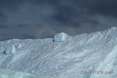 Iceberg bellingshausen sea ice cloud antarctic peninsula.