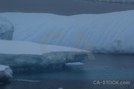 Iceberg crystal sound antarctica day 7 water.