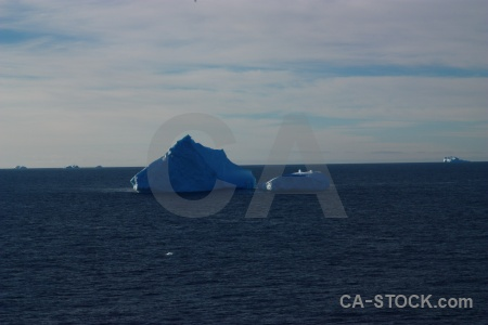 Iceberg sky south pole antarctica antarctic peninsula.