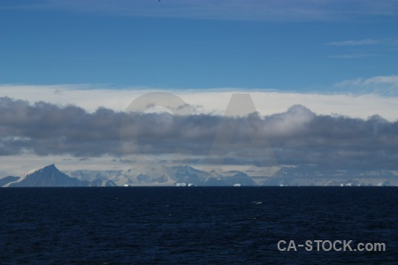 Iceberg water south pole antarctica marguerite bay.