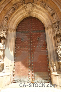 Iglesia catedral de santa maria door spain murcia cathedral of.