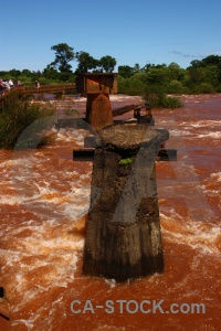 Iguacu falls sky river argentina unesco.