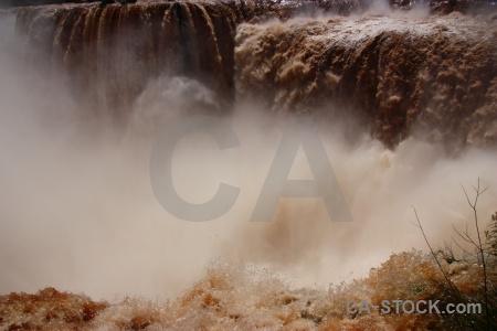 Iguassu falls iguazu river iguacu unesco argentina.
