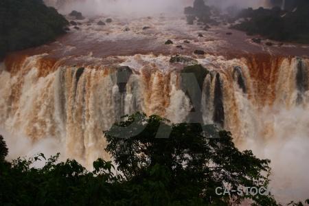 Iguazu river iguassu falls south america iguazu unesco.