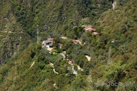Inca altitude building andes peru.