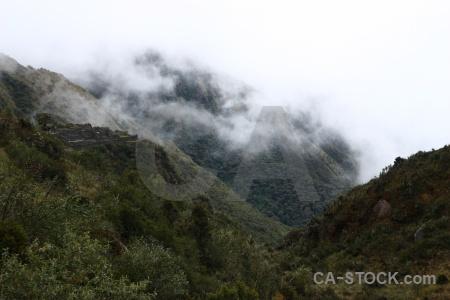 Inca sayaqmarka stone inca trail peru.