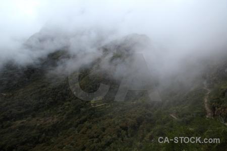 Inca trail andes cloud inca qunchamarka.