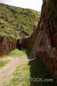 Inca urubamba valley peru wall sky.