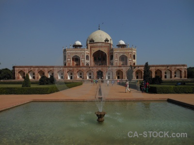India new delhi emperor dome unesco.