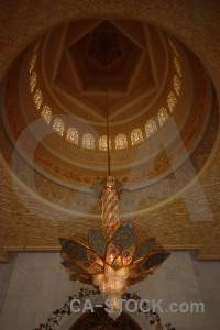 Inside arabian mosque asia sheikh zayed.