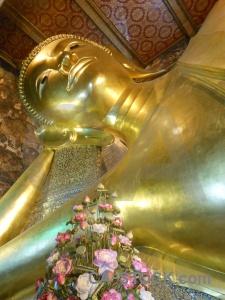 Inside buddhist buddha bangkok asia.