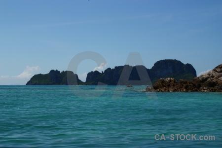 Island ko mai phai thailand tropical water.