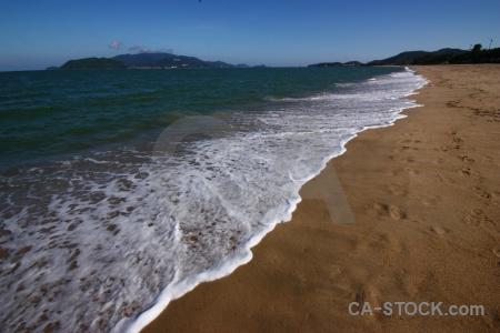 Island nha trang mountain vietnam sea.