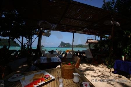 Island sky asia food thailand.