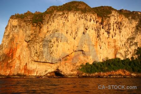 Island tropical ko phi leh thailand water.