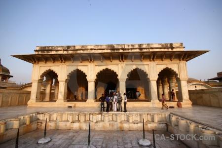Jahangir agra asia person monument.