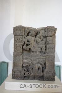 Jaipur inside india asia statue.
