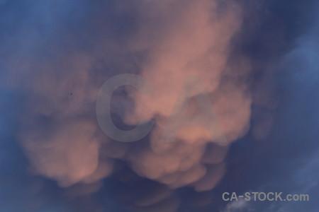 Javea cloud spain europe sky.
