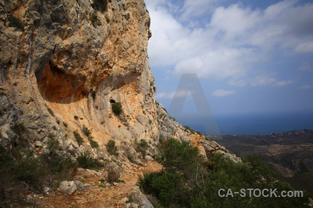 Javea coast europe spain montgo climb.