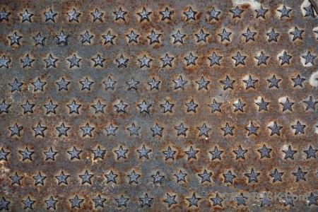 Javea europe star texture spain.