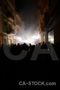 Javea firework spain correfocs europe.