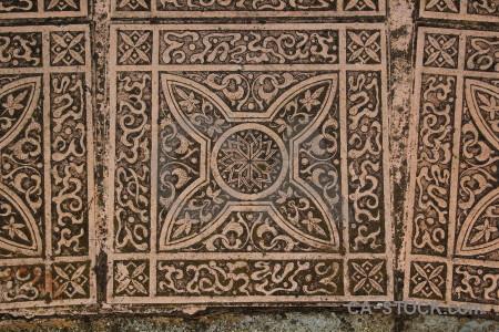 Javea pattern texture europe tile.