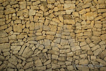 Javea spain stone texture wall.
