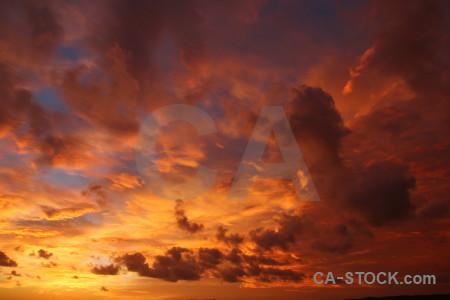 Javea spain sunset cloud sunrise.