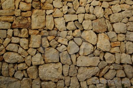 Javea stone texture spain europe.