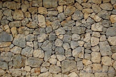 Javea texture europe stone spain.
