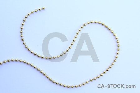 Jewellry object chain.