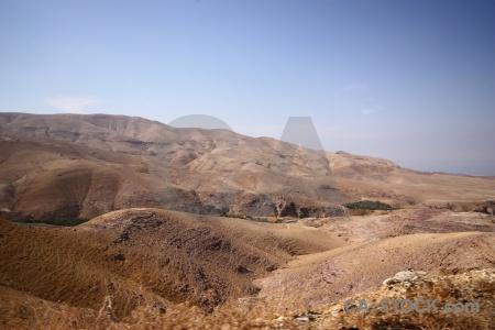 Jordan landscape middle east asia western.