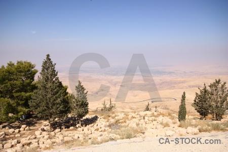 Jordan middle east western asia sky landscape.