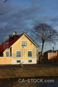 Karlskrona europe sweden building house.
