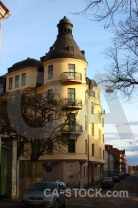 Karlskrona house europe sweden building.