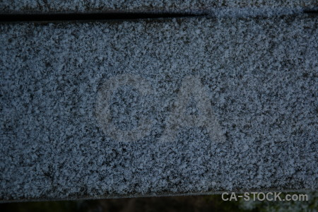 Karlskrona sweden frost europe texture.